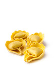 Tortellini isolated