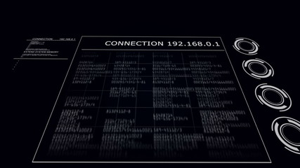 Computer Connection Interface - HD1080