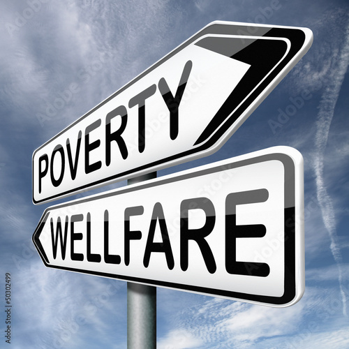 wellfare or poverty