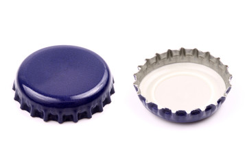 Flipped bottle cap
