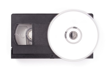 Tape to DVD service