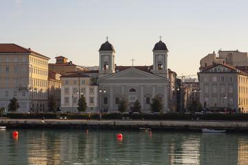 Greek orthodox church of St. Nicholas, Trieste
