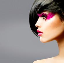 Portrait Mannequin Brunette