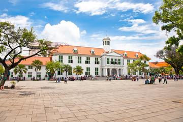 Sejarah History Museum  in Jakarta on Java, Indonesaia.