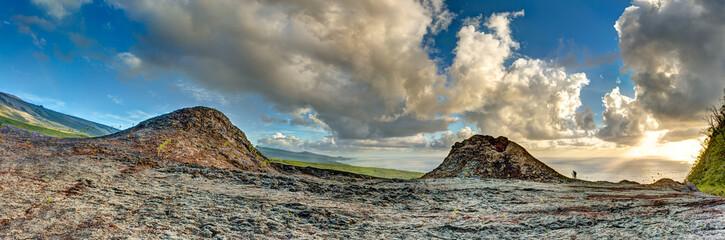 Pitons volcaniques du Tremblet - Ile de la Réunion
