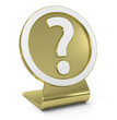 Question Golden Icon