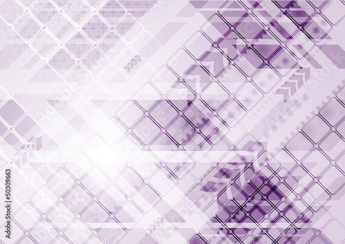 Abstract modern vector design