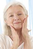 Femme - Hydratation de la peau poster