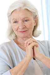 Femme senior - Portrait