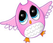 Cute Owl Vector Art