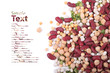 Bean mixture (background)