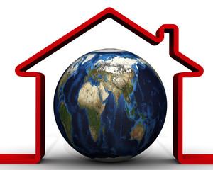 Земля - наш дом