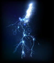 Vector Flash Lightning