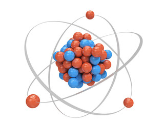 Atomic structure 3d