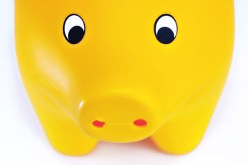 Gelbes Sparschwein