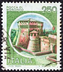 Rocca di Mondavio, Pesaro (Italy 1980)