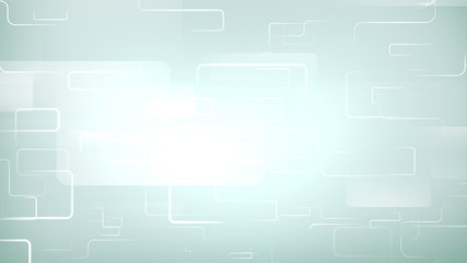 Laser Grid Pattern Looping Background in Light Blue