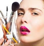 Beauty portrait and makeup science