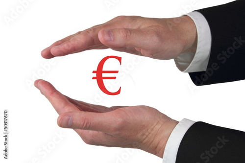 Euro behüten