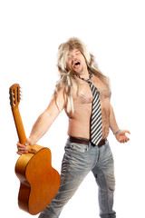 old school rock n roll singer