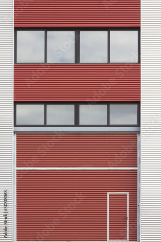 warehouse facade