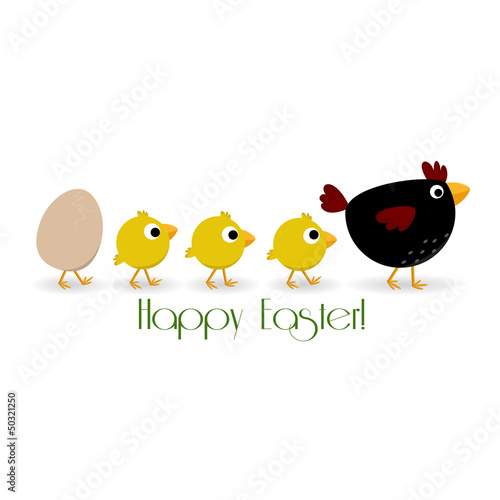 Happy Easter background -  Buona  Pasqua