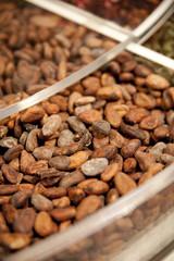 Schokolade Kakao Bohnen