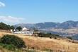Farm with livestock, Cortes de la Frontera, Andalusia, Spain.