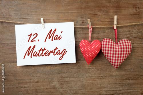 12.Mai Muttertag