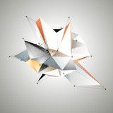 Abstract 3D triangles
