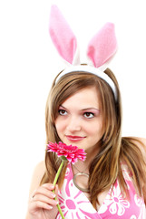 Easter bunny female