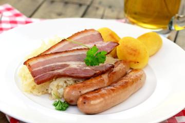 Hausmannkost, Sauerkraut