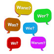 Speech Bubbles Questions