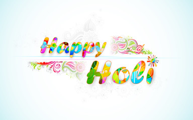 Holi Background