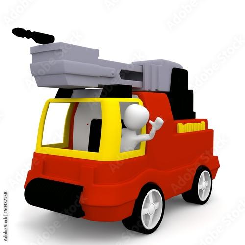 Spielzeug, Feuerwehr