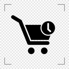 Pending Cart Icon