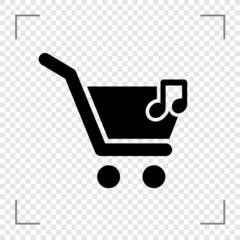 Cart Muic Icon