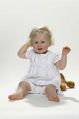 Baby hat Spass