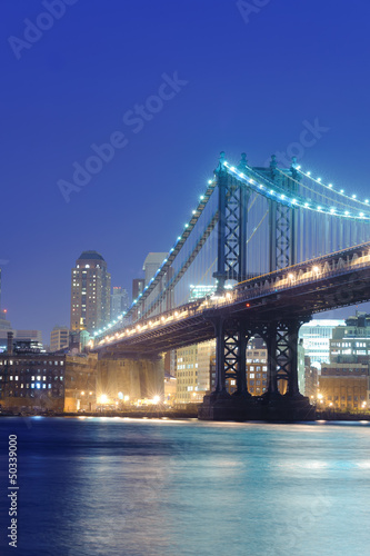 Foto op Canvas Canada Brooklyn bridge