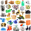 Leinwanddruck Bild - riciclaggio ecologico