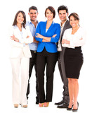 Successful business group