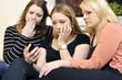 Schlechte Nachrichten auf dem Smartphone
