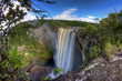 Leinwandbild Motiv chute de Kaieteur Falls au Guyana amérique du sud amazonie