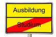 Ausbildung oder Studium