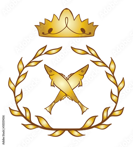 blazon royal fish