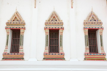 Wat or Temple in thailand