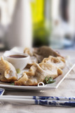 Pot Stickers Appetizer