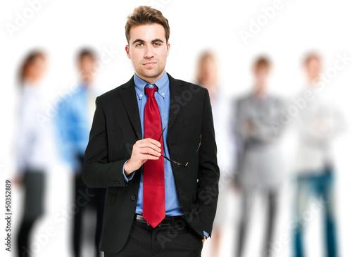 Business leader
