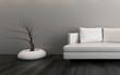 Minimalist Living Room Interior   Modern Architecture