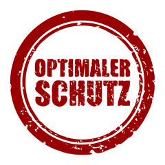 stempel optimaler schutz I